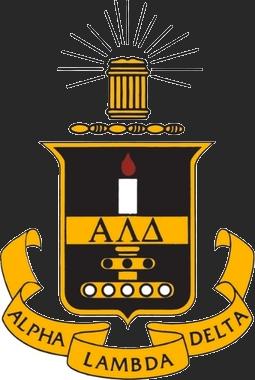 Alpha Delta Lambda logo