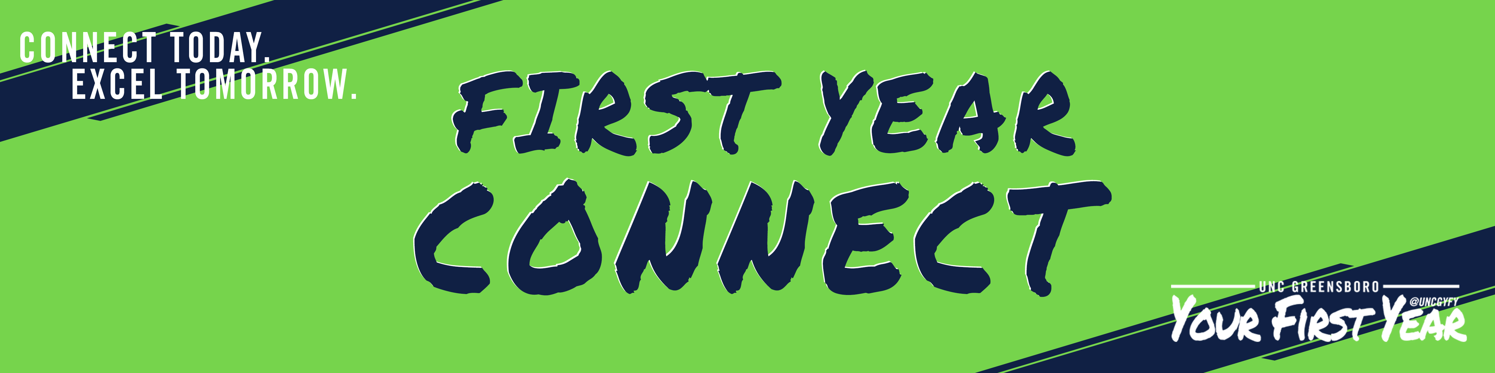 First Year Connect Logo